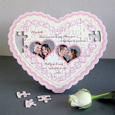 Personalized Marriage Puzzle