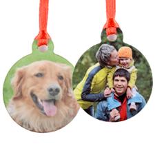 Mini Personalized Ornament (Two Image)_copy