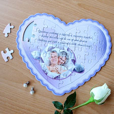 Personalized Marry Puzzle