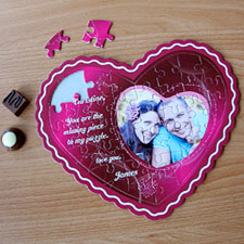 Personalized Hugs Puzzle