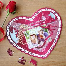 Personalized Romance Puzzle