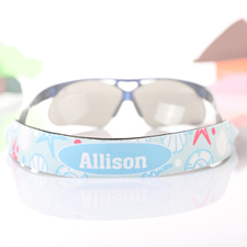 Beach Personalized Sunglass Strap