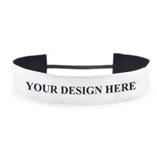 Custom Design 1.5 Inch Headband