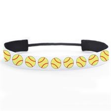 Softball Personalized 1 Inch Headband