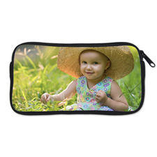 Custom Photo Neoprene Pencil Case ( Custom Front only )