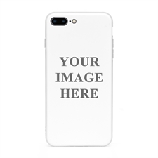 Personalized Photo Phone Case with Clear Liner for iPhone 7 Plus / 8 Plus