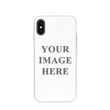 Personalized Design Phone Case for iPhone X with Clear Liner
