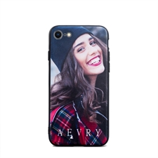 Custom Photo Phone Case with Black Liner for Apple iPhone 7/8