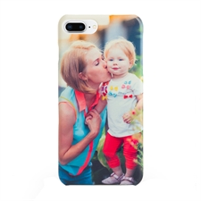 Custom Personal Photo iPhone 7 Plus / 8 Plus Case, Glossy Finish