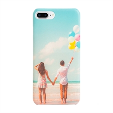 Custom Personal Photo iPhone 7 Plus / 8 Plus Case, Matte Finish
