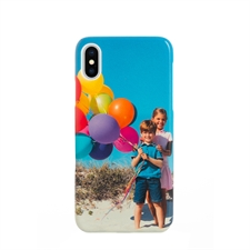Personalized Full Photo iPhone X Case Cover