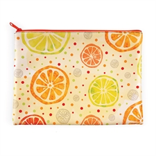 Customizable Design 9.5x13 Neoprene Cosmetic Bag (Same Image)