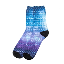 Custom Design Unisex Socks, Large
