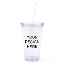 Design Your Own Photo Acrylic Tumblers