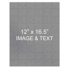 Large Magnetic Portrait Photo Jigsaw Puzzle