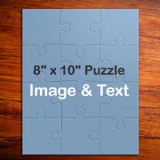 8x10 Portrait Picture Jigsaw Puzzle