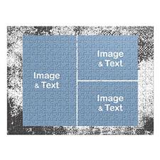 3 Collage, Modern Texture