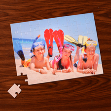 Custom Large Kids Photo Jigsaw Puzzle