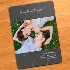 Marriage Announcements Puzzles, My Words Grey