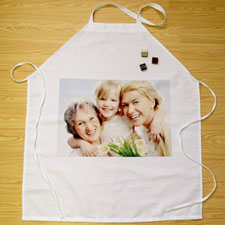 Single Landscape Photo Apron, Adult
