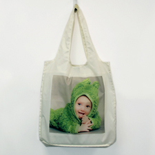 Reusable Shopping Bag, Full Square Image