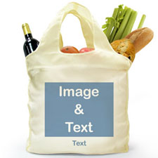Reusable Shopping Bag, Landscape Image