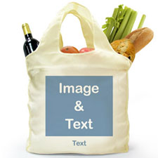 Reusable Shopping Bag, Square Image