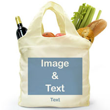 Reusable Shopping Bag, Full Landscape Image