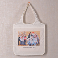 2 Collage Shopping Bag, Elegant