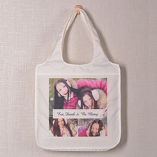 3 Collage Shopping Bag, Snaphots