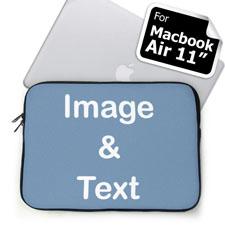 Custom MacBook Air 11 Sleeve