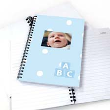 Happy Baby Boy NoteBook