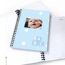 Happy Baby Boy NoteBook