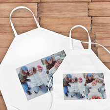 Two Collage Vertical Photo Adult & Kids Set