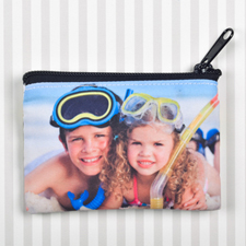 Personalized Photo Coin Purse