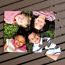 Personalized 8x10 Photo Puzzle for kids