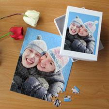 Portrait Photo Puzzle, Hugs