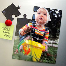 Magnetic 8x10 Photo Jigsaw Puzzle