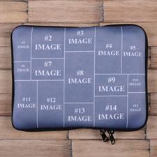 Facebook Fifteen Collage iPad Sleeve