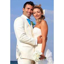 Vertical Full Photo Wedding & Anniversary Animated Card