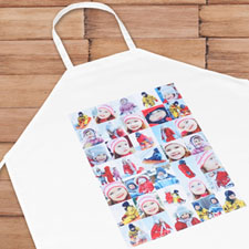 Instagram Portrait Thirty Five Collage Adult Apron