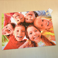 Jumbo 18x24 Photo Puzzle 70 Pc, Personalized Box