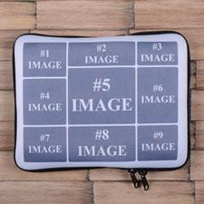 Nine Collage iPad Sleeve