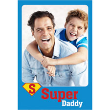 Superhero Super Daddy
