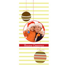 Swinging Ornaments