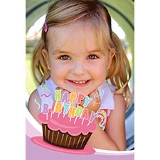 Cool Cupcake Pink