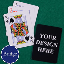 Print Your Design Bridge Size Standard Index