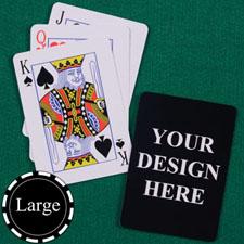 Print Your Design Jumbo Size Standard Index