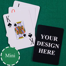 Print Your Design Mini Size Jumbo Index