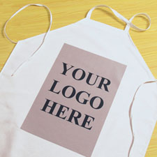 Custom Printed Portrait Logo, Adult
